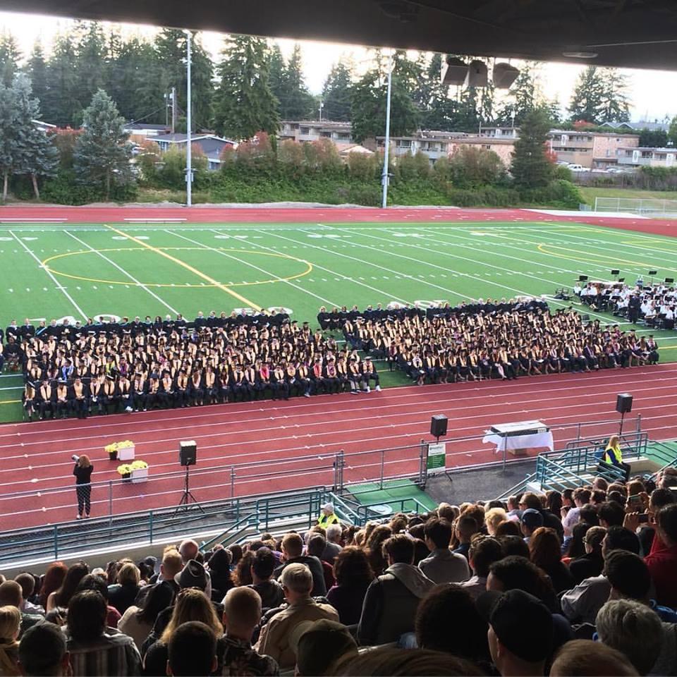 2016 Graduation. Congratulations Royals!